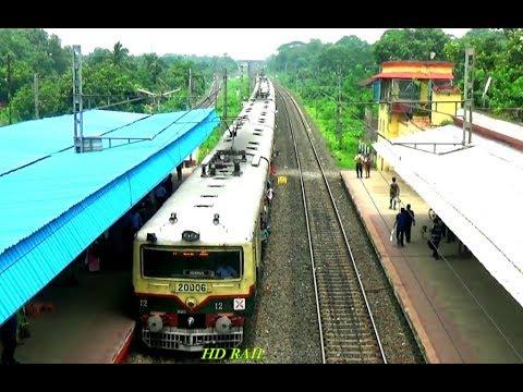 Bardhaman to Howrah local train