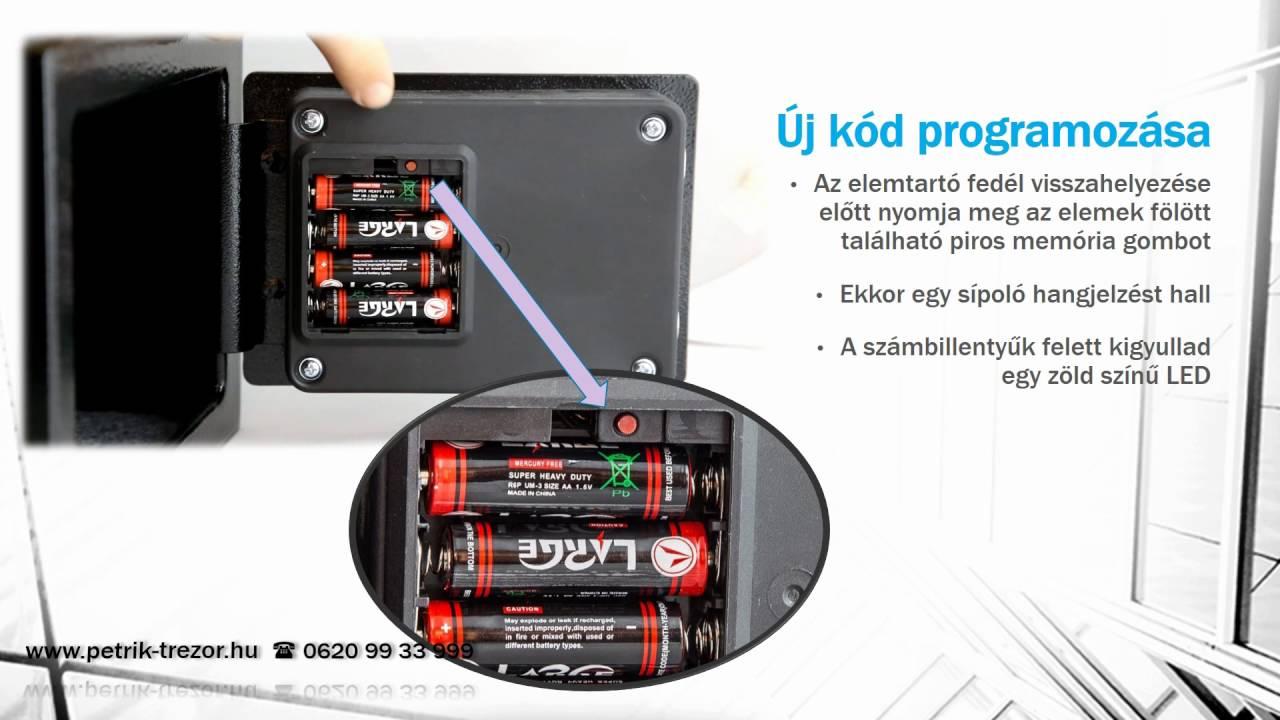 elektromos acél dohányzásának kódolása)