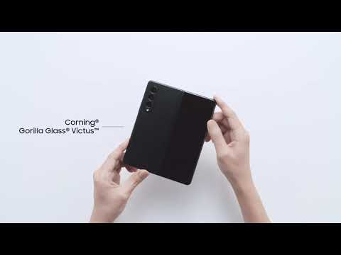 Galaxy ZFold3 5G | Unboxing oficial