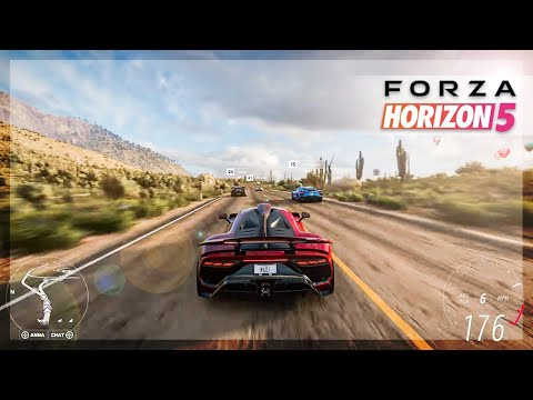 Forza Horizon 5 – FULL GAMEPLAY! (Map, Customization, Thoughts and More!)