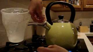 A Better Way To Make Distilled Water
