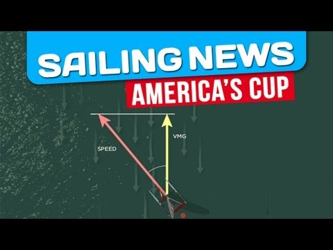 America's Cup: feature VMG