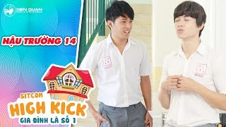 Gia đình là số 1 sitcom   hậu trường 14: Cười xoáy quay hàm với độ nhắng của Anh Tú và Gin Tuấn Kiệt