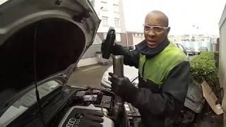 Comment vidanger une boite de vitesse