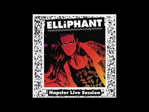 Never Been In Love - Elliphant (Napster Live Session)