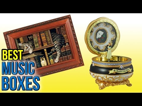 10 Best Music Boxes 2016