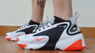 Lago taupo nudo Barricada  Nike Air Zoom 2K Unboxing and on Feet - YouTube