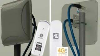 4G модем mimo и антенна 4G mimo(3Gant.ru тест скорости 4G пока невозможен из за отсутствия 4G в регионе. за счет технологии mimo 2*2 возможно увелич..., 2014-01-31T08:06:18.000Z)
