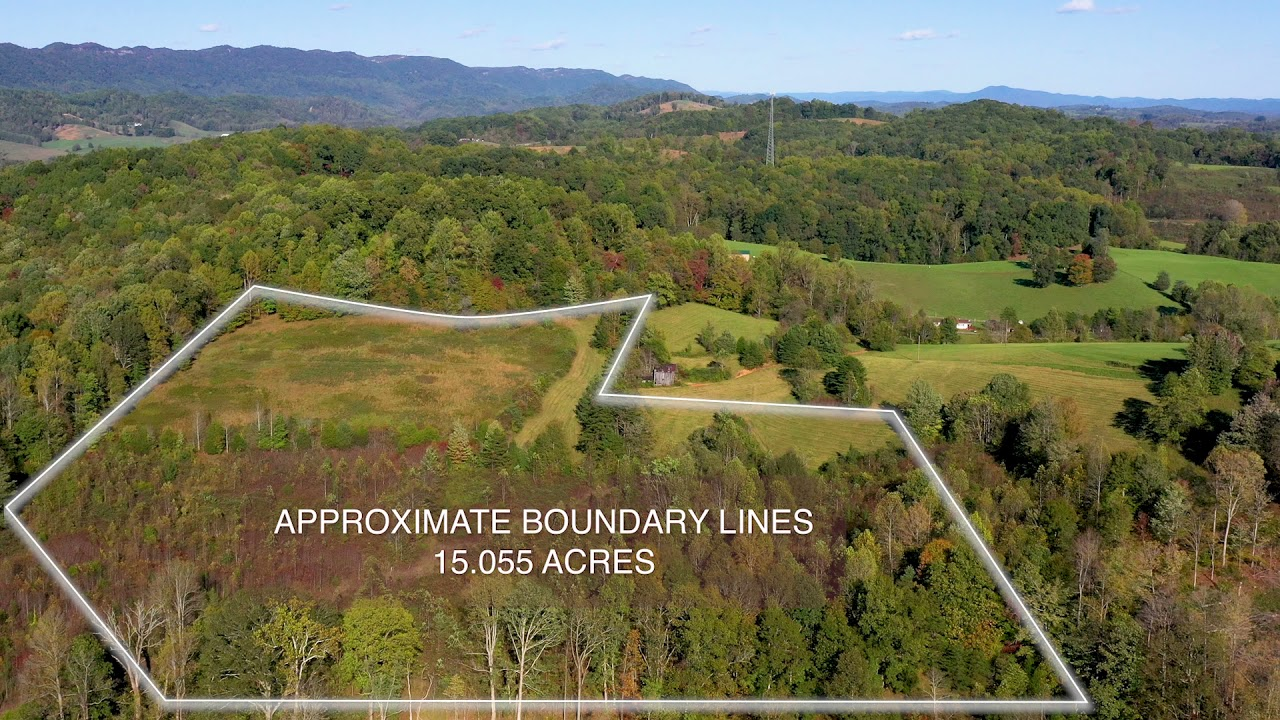 Beautiful 15 acres with spring in Lee county VA!