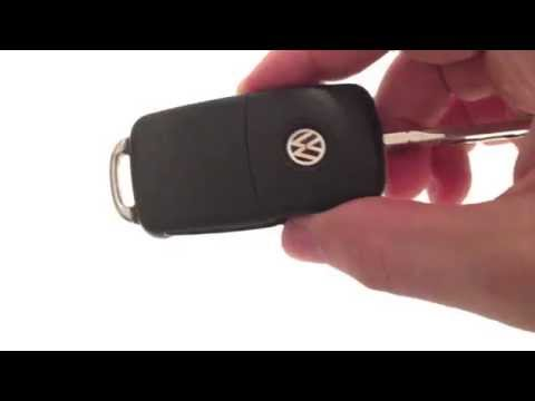 DIY: Volkswagen Key Fob Battery Replacement