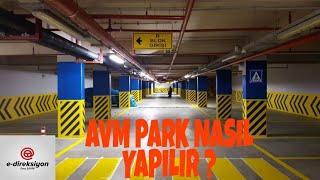 Dikey Park, AVM Park, L Park,