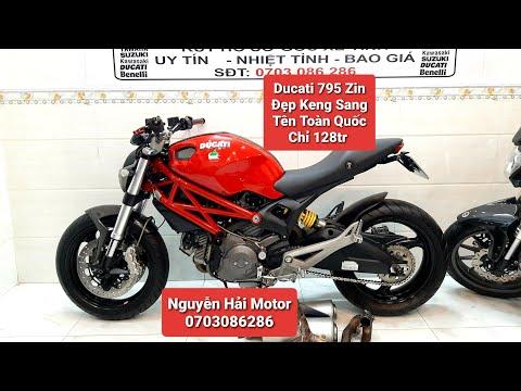 (Đã Bán) Bán E Ducati 795 2012 Zin Đẹp Keng HQCN Sang Tên Toàn Quốc Chỉ 128tr Lh 0703086286 Thanks
