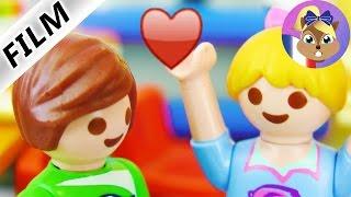 Film Playmobil en français - Un nouvel élève est amoureux d'Hannah?