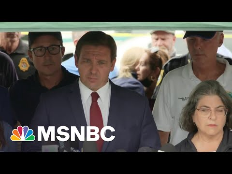 Gov. DeSantis Gives Update On Rescue Efforts After Condo Collapse
