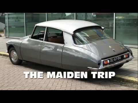 Maiden trip