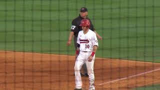 Jacksonville State Baseball Highlights - JSU 7, Eastern Kentucky 11 - April 27, 2018