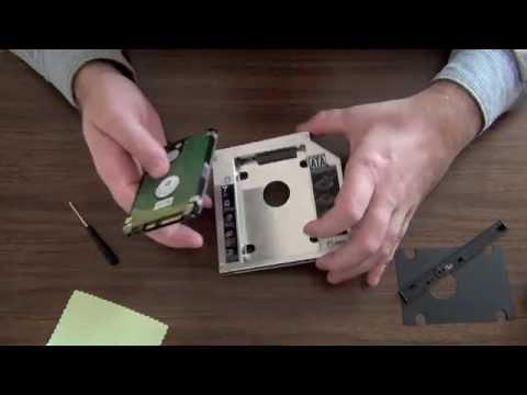 Посылка с Aliexpress. Адаптер DVD-ROM на HDD/SSD. Модернизация ноутбука