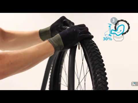 How to change an inner tube-BTWIN