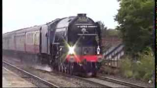 THE CATHEDRALS EXPRESS STEAM TRAIN TORNADO by adr films