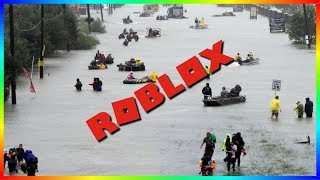 Roblox Is Helping Hurricane Harvey Victims! (Find Out How You Can Help Too!)