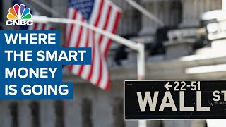 Where the smart money is going