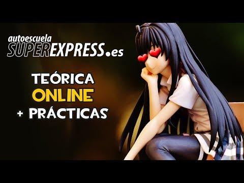 Teórica online + prácticas a 25€ en Murcia