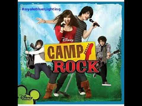 Joe Jonas Camp Rock