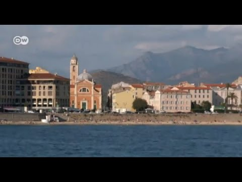 The French Island Of Corsica   Euromaxx