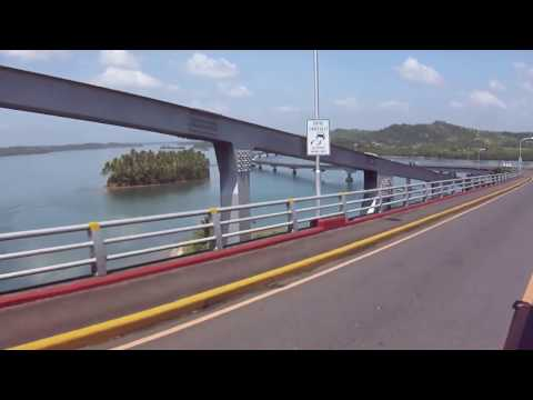 Traversing the San Juanico Bridge