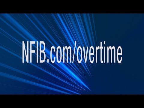 Small Business Prepares for New Overtime Rule | NFIB