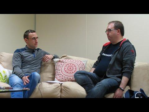 InspiredStartups.com - Interview with Startup Enthusiast DC Cahalane (Head of Growth - Teamwork.com)