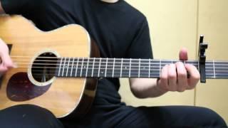 Maroon 5 Maps guitar tutorial