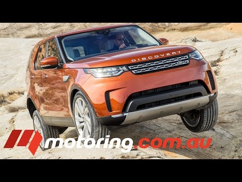 2017 Land Rover Discovery 5 First Drive Review