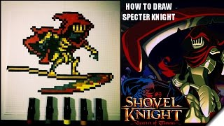 How to draw Specter Knight