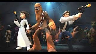 Star Wars: Rise Against the Empire All Cutscenes (Disney Infinity 3.0) Game Movie 1080p HD