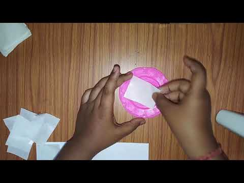 How to make Soap Paper DIY at Home Easy