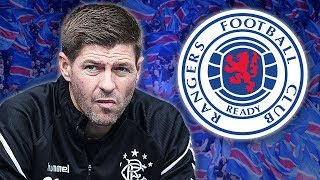 CAN GERRARD AND RANGERS STOP CELTIC 10 IN A ROW? | REACTION