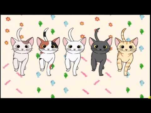 Kucing Kucing Yang Lucu | Lagu Anak Anak