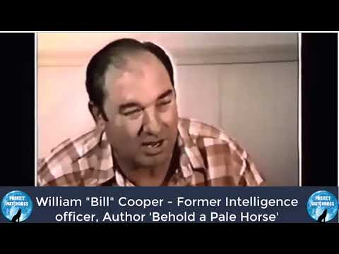 Bill Cooper Drain the Swamp Forecast