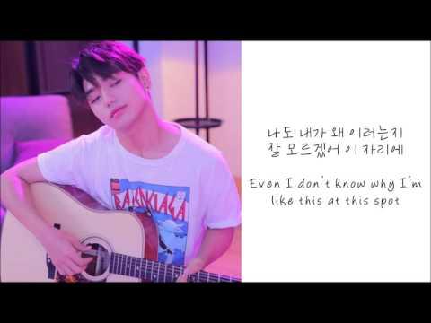 권진아 LOVE 샘김 Sam Kim & Kwon Jinah - '여기까지(For Now)' LYRIC VIDEO (KOR/ENG)