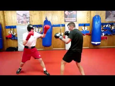 Boxen In Der Fight Academy Song Paderborn