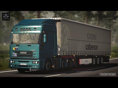 Iveco Eurostar By Tovar | Euro Truck Simulator 2 Mod
