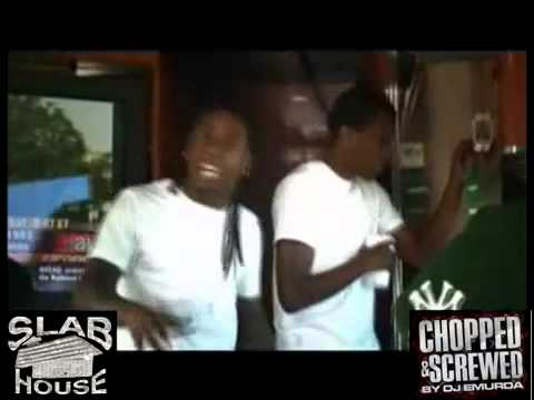 Lil wayne ask dem hoes chopped and screwed video
