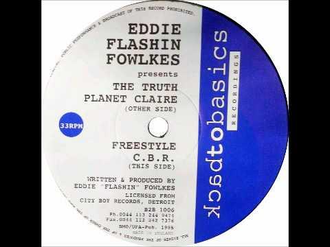 Eddie Fowlkes - Planet Claire