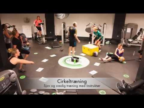 cirkeltræning fitness world