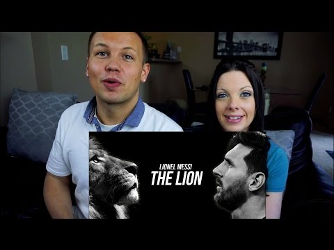 Lionel Messi - The Lion | The Movie Couple Reacts!!