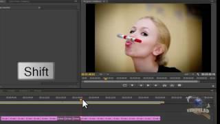 Как сделать слайдшоу в Adobe Premiere