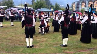 "I Campeonatu de Bandes de Gaita Asturiana ""Conceyu de Villaviciosa"" | Banda Gaites Candás"