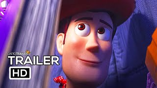TOY STORY 4 Official Trailer (2019) Disney, Animated Movie HD