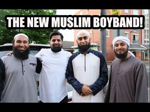THE NEW MUSLIM BOYBAND!! (Vlog)